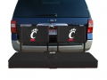 Cincinnati Bearcats Tailgating Hitch Seats-FREE SHIPPING