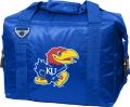 Kansas Jayhawks NCAA 12-Pack Cooler-FREE SHIPPING
