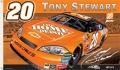 Tony Stewart 3 x 5 Double Sided Flag
