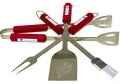 Iowa State Cyclones Stainless Steel BBQ Utensil Set