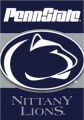 "Penn State Nittany Lions 28"" x 40"" 2-Sided Banner"
