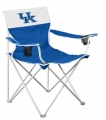 Kentucky Wildcats Big Boy Tailgating Lawn Chair