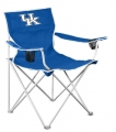 Kentucky Wildcats NCAA Deluxe Nylon Tailgate Chair