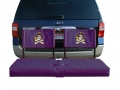 ECU Pirates Tailgating Hitch Seats-FREE SHIPPING