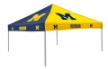 Michigan Wolverines Tailgating Canopy Party Tents-FREE SHIPPING
