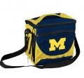 Michigan Wolverines 24 Pack Can Cooler Bag