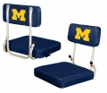Michigan Wolverines NCAA Hardback Stadium Seat