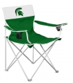 Michigan State Spartans Big Boy Tailgating Lawn Chair
