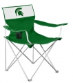 Michigan State Spartans NCAA Canvas Tailgate Chair