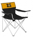 Missouri Tigers NCAA Canvas Tailgate Chair