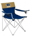 Notre Dame Fighting Irish Big Boy Tailgating Lawn Chair