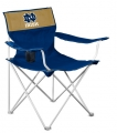 Notre Dame Fighting Irish NCAA Canvas Tailgate Chair