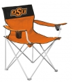 Oklahoma State Cowboys Big Boy Tailgating Lawn Chair