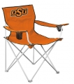 Oklahoma State Cowboys NCAA Deluxe Nylon Tailgate Chair
