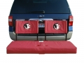Florida State Seminoles Tailgating Hitch Seats-FREE SHIPPING