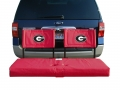 Georgia Bulldogs Tailgating Hitch Seats-FREE SHIPPING