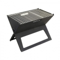 "Notebook 14.18"" Compact Charcoal BBQ Grill"