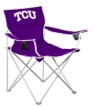 TCU Horned Frogs Deluxe Tailgate Chair