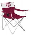 Texas A&M Aggies NCAA Canvas Tailgate Chair