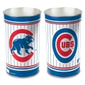 "Chicago Cubs MLB 15"" Tapered Wastebasket"