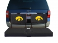 Iowa Hawkeyes Tailgating Hitch Seats-FREE SHIPPING