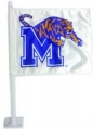 Memphis Tigers NCAA Car Flag