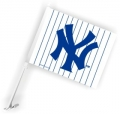 New York Yankees MLB Car Flag