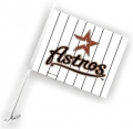 Houston Astros MLB Car Flag