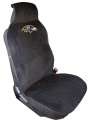 Baltimore Ravens NFL Poly-Velour Car Seat Covers