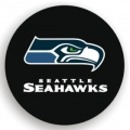Seattle Seahawks NFL Black Large Sized Spare Tire Cover