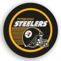 Pittsburgh Steelers NFL Black Spare Tire Cover