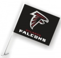 Atlanta Falcons NFL Car Flag