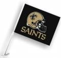 New Orleans Saints NFL Car Flag