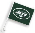 New York Jets NFL Car Flag