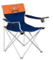 Virginia Cavaliers Big Boy Tailgating Lawn Chair