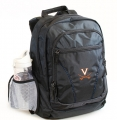 Virginia Cavaliers NCAA 2 Strap Laptop School Backpack-FREE SHIPPING