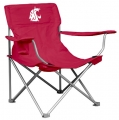 Washington State Cougars NCAA Nylon Tailgate Chair