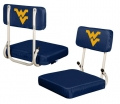 West Virginia Mountaineers NCAA Hardback Stadium Seat