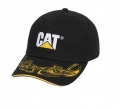 Caterpillar CAT Tribal Visor Cap