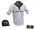 Chicago White Sox MLB Youth Helmet and Jersey Set