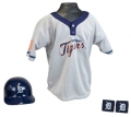 Detroit Tigers MLB Youth Helmet and Jersey Set