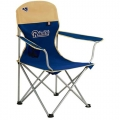 St. Louis Rams NFL Deluxe Folding Tailgating Arm Chair