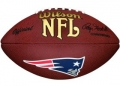 New England Patriots Collectible Composite NFL Wilson Football