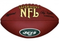 New York Jets Collectible Composite NFL Wilson Football