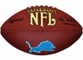 Detroit Lions Collectible Composite NFL Wilson Football
