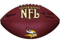 Minnesota Vikings Collectible Composite NFL Wilson Football