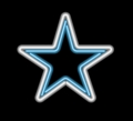 Dallas Cowboys NFL Logo Commercial Grade Neon Sign-FREE SHIPPING