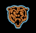 Chicago Bears NFL Logo Commercial Grade Neon Pub Sign-FREE SHIPPING