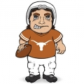 Texas Longhorns Dancing Musical Halfback Mascot Doll