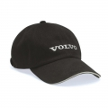 Volvo Word Mark Tommy Black Cap